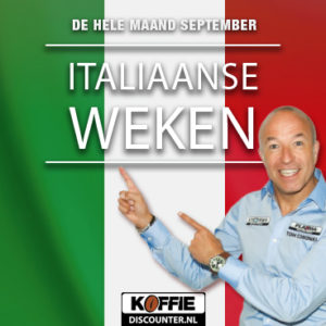 Must see in september: Italiaanse koffieweken in Naarden