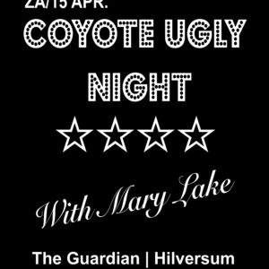 Coyote Ugly Night in The Guardian