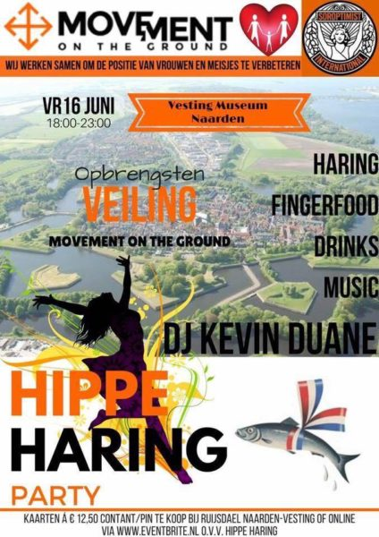 hippe haring