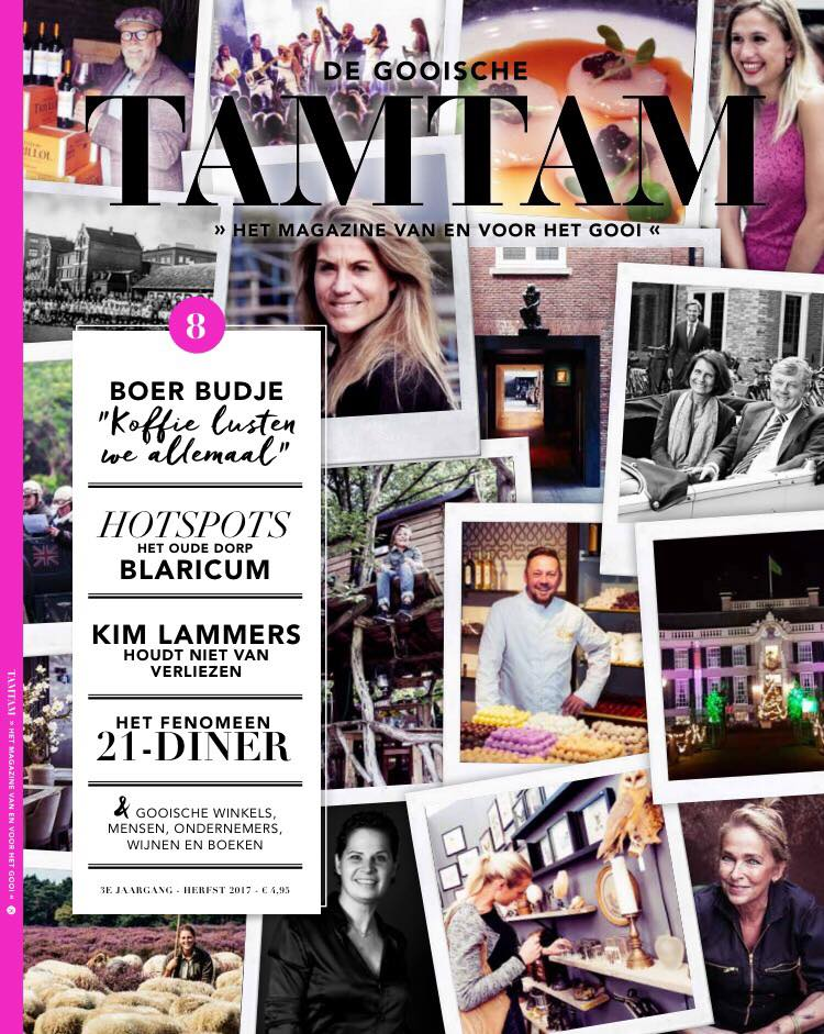 Gooische Tam Tam Magazine is uit!