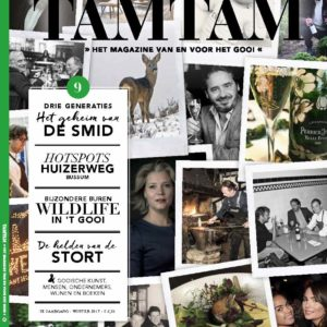 Wintereditie Gooische Tam Tam Magazine is uit!