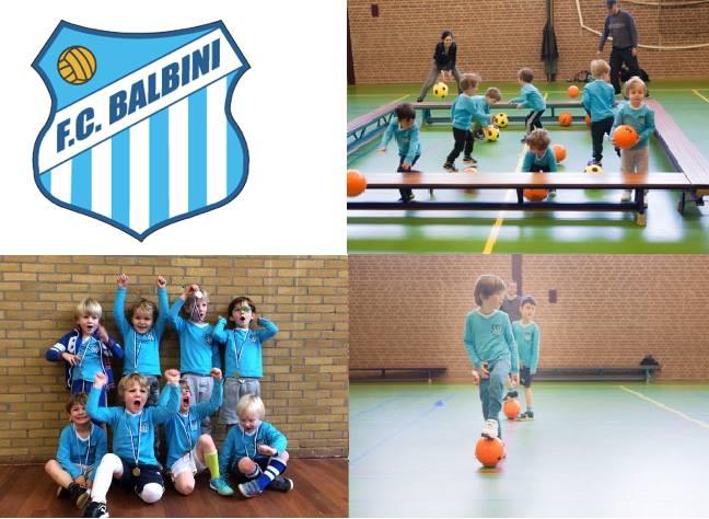 FC Balbini, voor kleuters en peuters