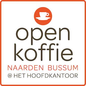Open Koffie Naarden Bussum 4 april