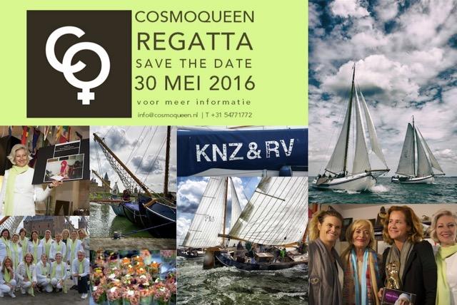 30 mei Uitreiking CosmoQueen Award