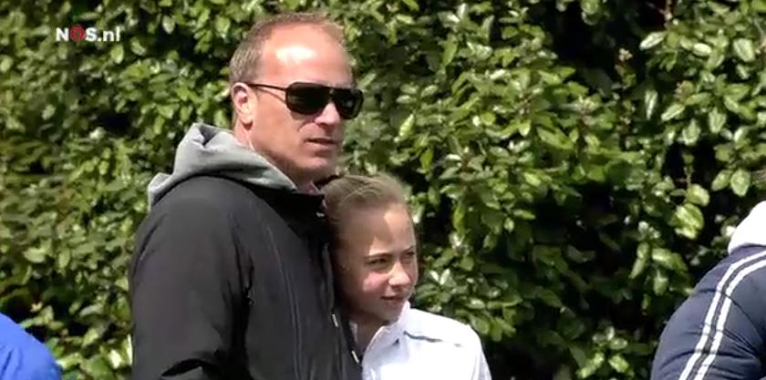 Dennis Bergkamp aan de slag bij hockeyclub Laren