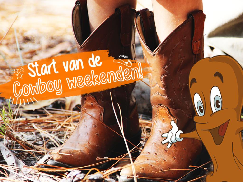 Cowboy Weekenden bij Oud Valkeveen