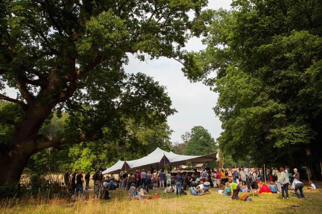 Wonderfeel: driedaags festival voor klassieke muziek in de natuur