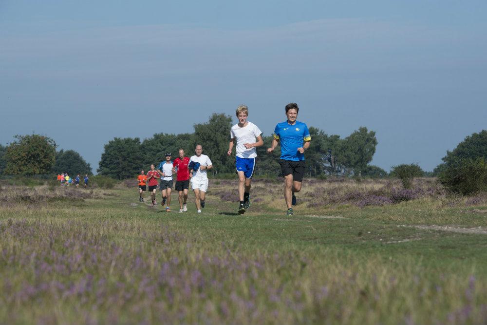 Doe mee met de Gooise Heideloop