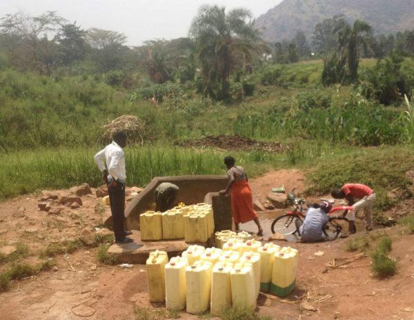 Kiroba in Oeganda
