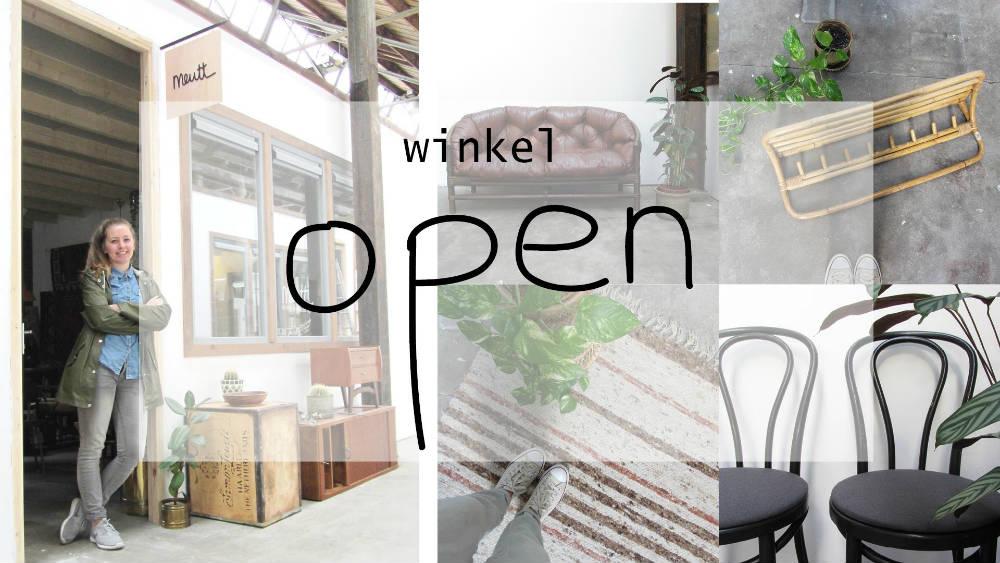 Vintage woonwinkel Meutt opent deuren op Werf 35