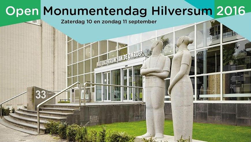 Open Monumentendagen in Hilversum