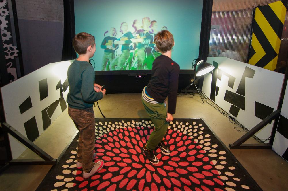 Drie dagen fun voor kids tijdens het Cinekid Festival