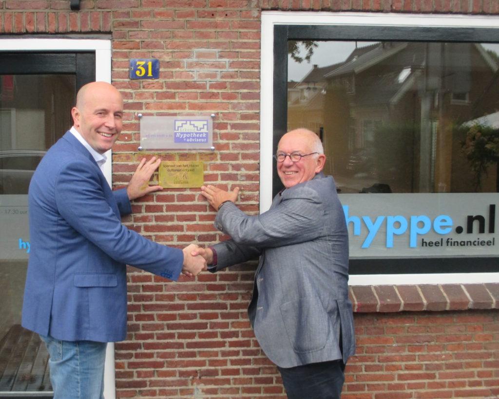 Hyppe Ondersteunt de Stichting Huizer Botters
