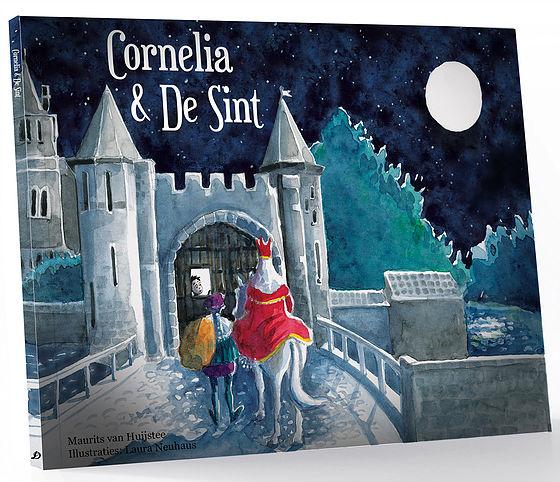 Prachtig Sinterklaasboekje van Bussums duo
