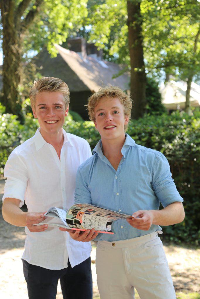 Lucas en Arthur Jussen winnen Edison