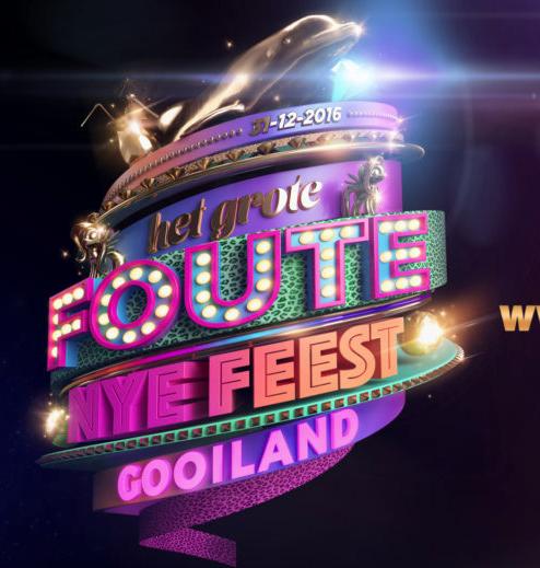 Het grote foute NYE feest in Gooiland