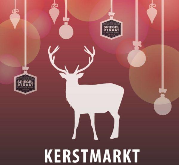 kerstmarkt Spiegelstraat