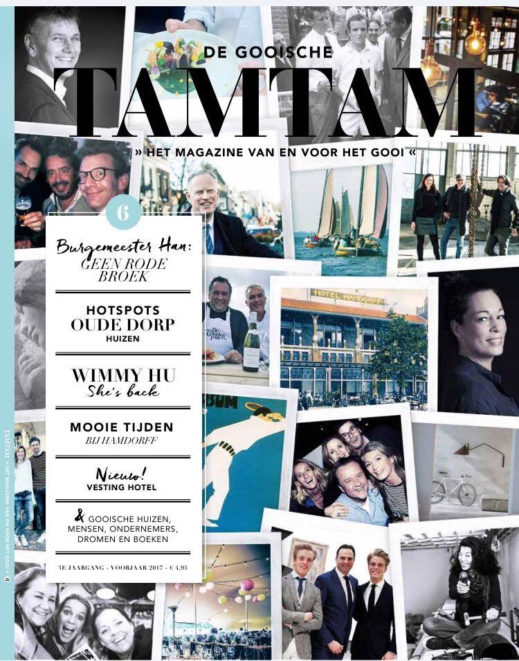 Gooische Tam Tam Magazine voorjaar