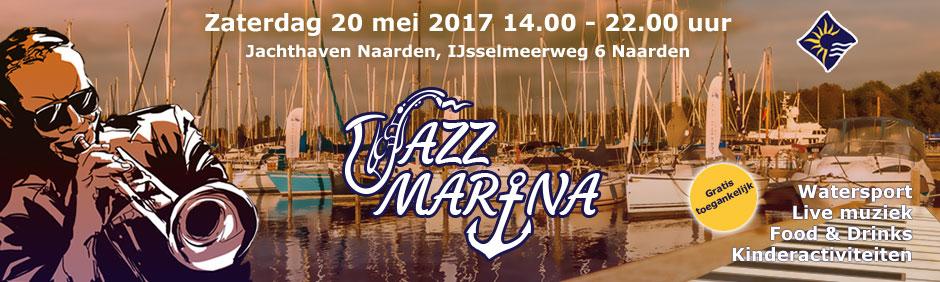 Jazz Marina op Jachthaven Naarden
