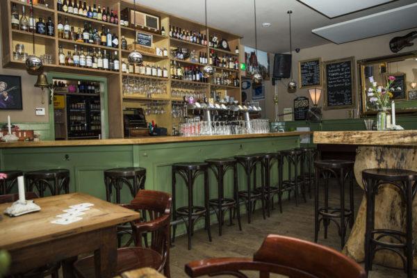 Cafe Goesting, Goesting, Bussum, kappelstraat