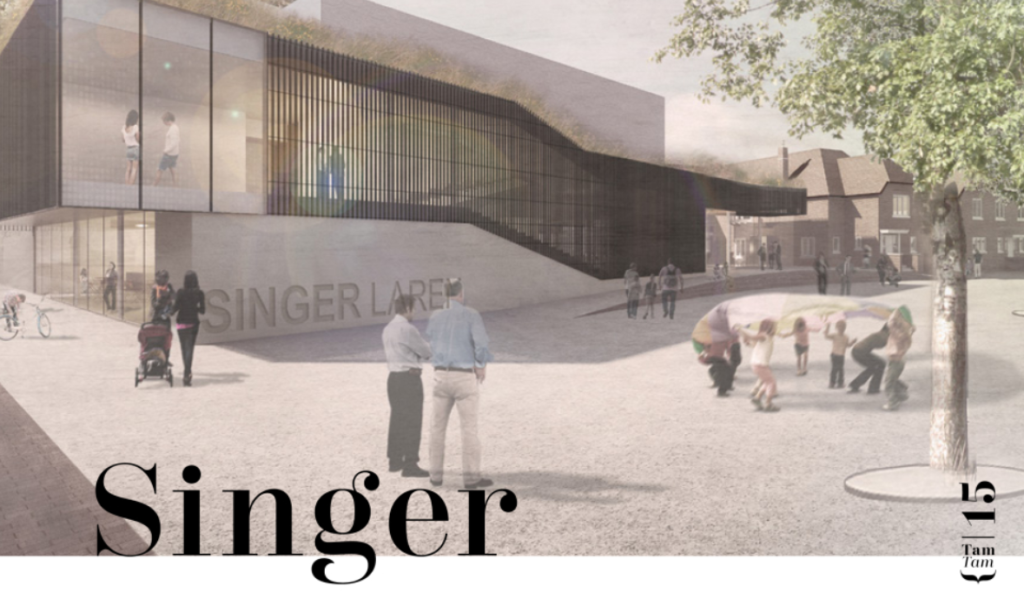 Nieuwbouw Singer Laren