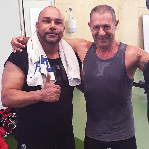 boksclinics, Een bokstraining waarbij samenspel en actie & reactie een weerspiegeling is aan het ondernemerschap