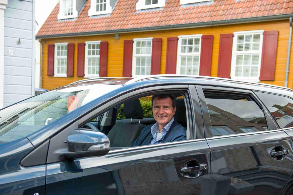 Uber Taxi nu ook in het Gooi