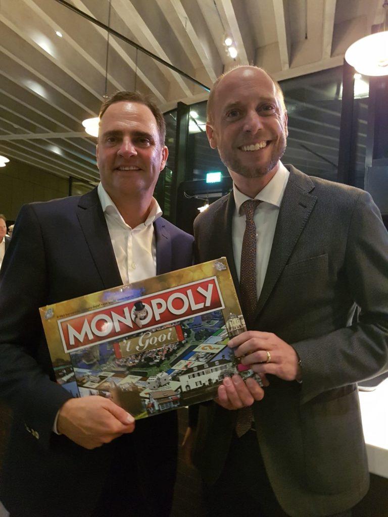 Gooische Monopoly op de markt
