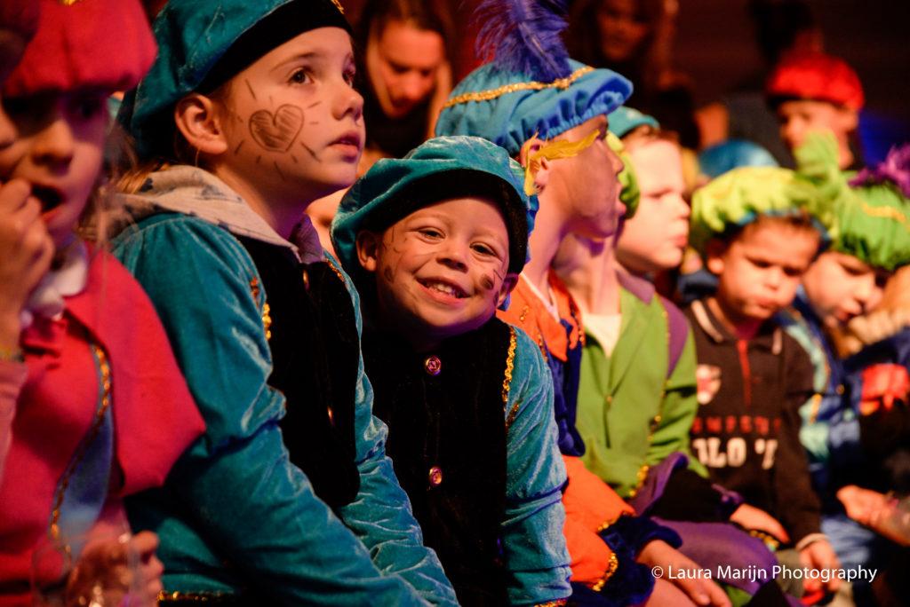Het Grote Sinterklaasfeest in Laren