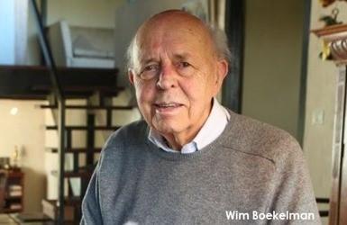 Wim Boekelman krijgt eigen straat in Laren