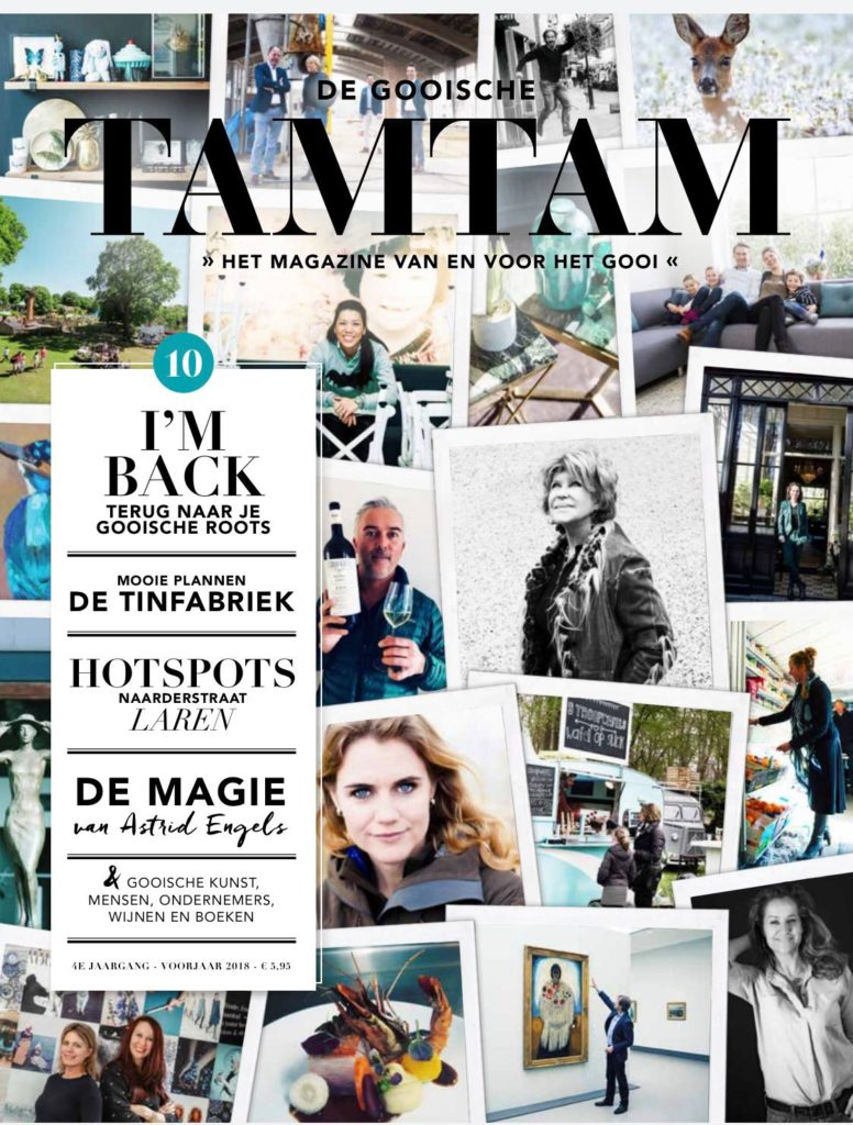 Gooische Tam Tam Magazine 10 is uit!