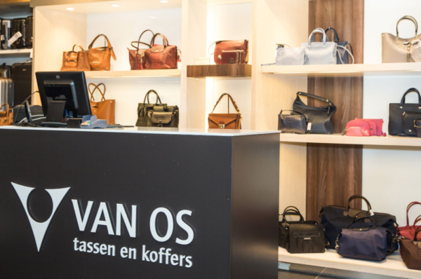 Hotspot Laren: Van Os tassen en koffers