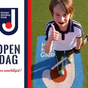 Open dag Huizer Hockeyclub