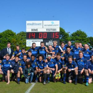 Rugby Club 't Gooi speelt finale