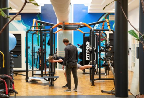 Get in shape bij FITPRO in Laren