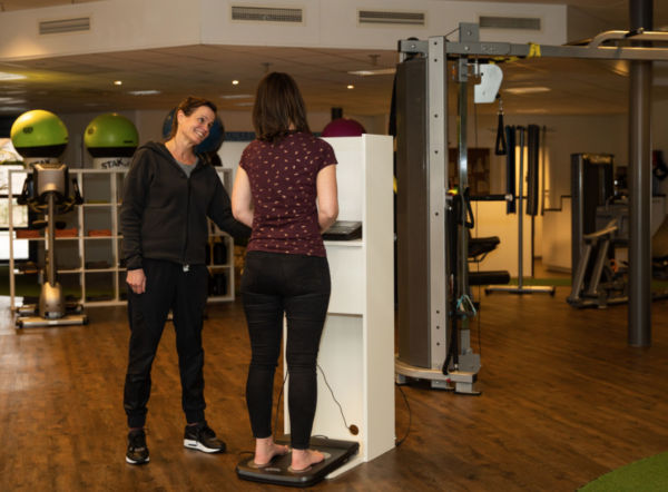 Get in shape bij Sportbank in Blaricum