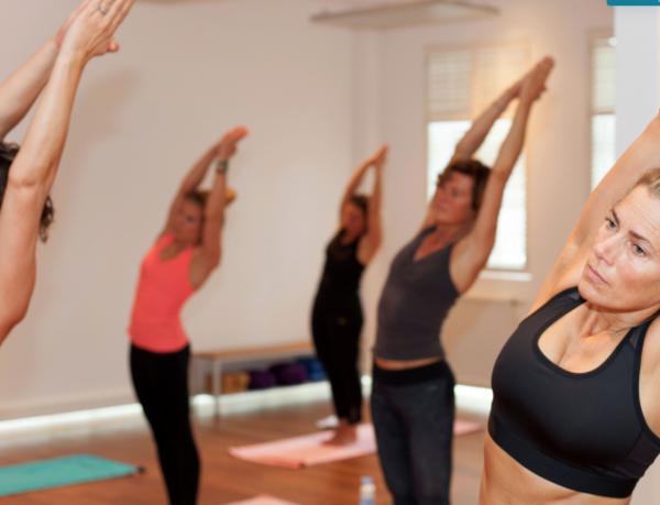 Hot Yoga Studio Gooi