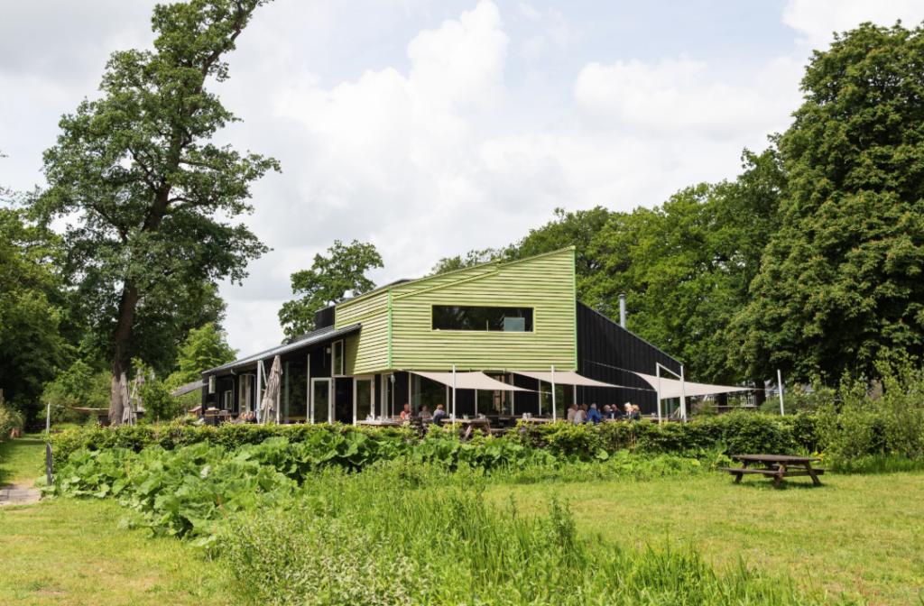 Brambergen: terras hotspot in 't Gooi