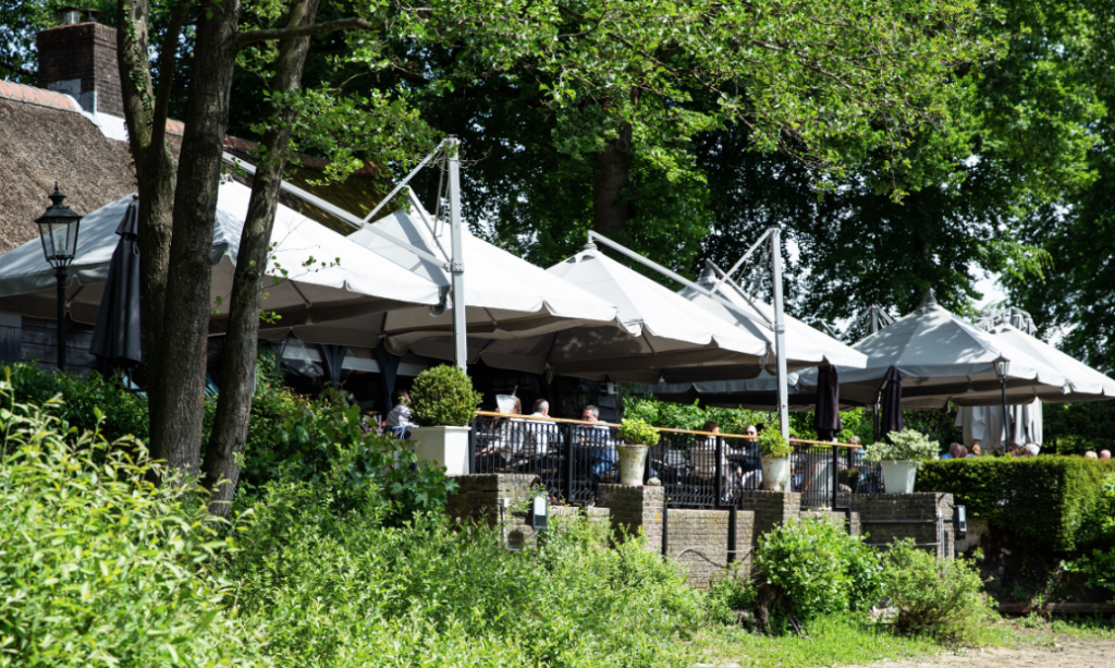 Café Restaurant Rust Wat: hotspot terras