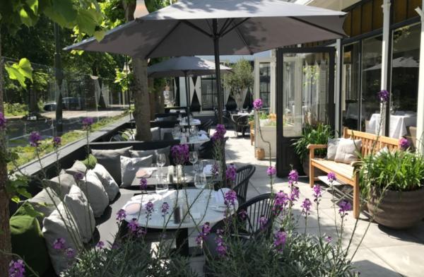 Restaurant Vlaar 's-Graveland: terras hotspot