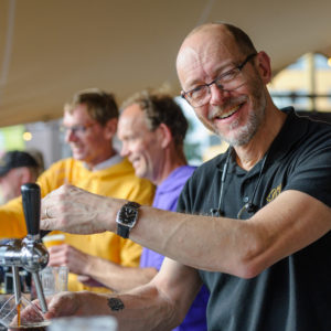 Gooisch bierfestival in Hilversum