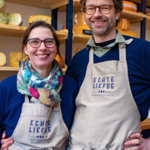 Passie: Echte Liefde kaas & delicatessen in Hilversum