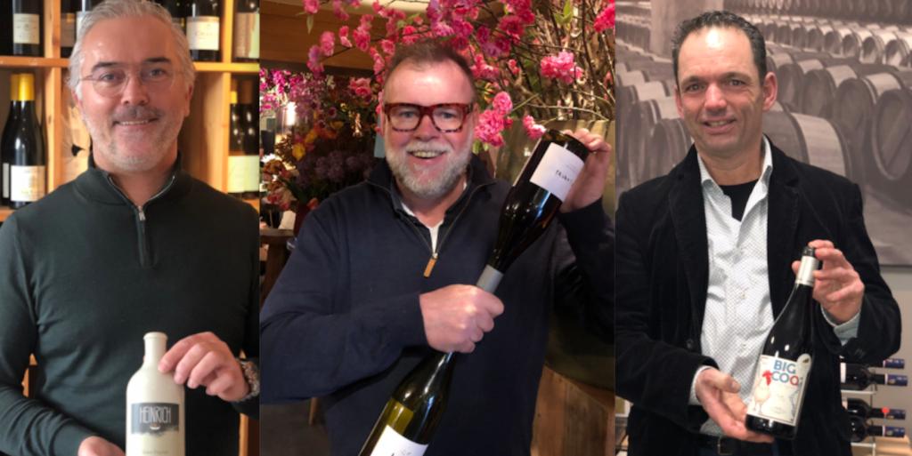 Dienstverlening van onze wijnmannen! #supportlocals