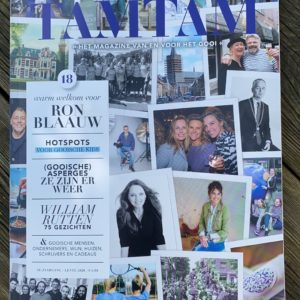 Gooische TamTam Magazine is uit #supportlocals