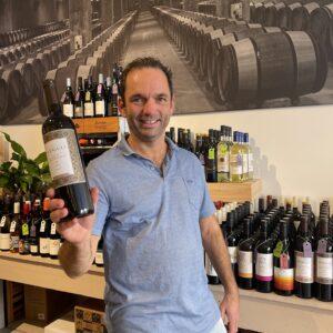 Tip van de wijnman: Iveriuli Saperavi